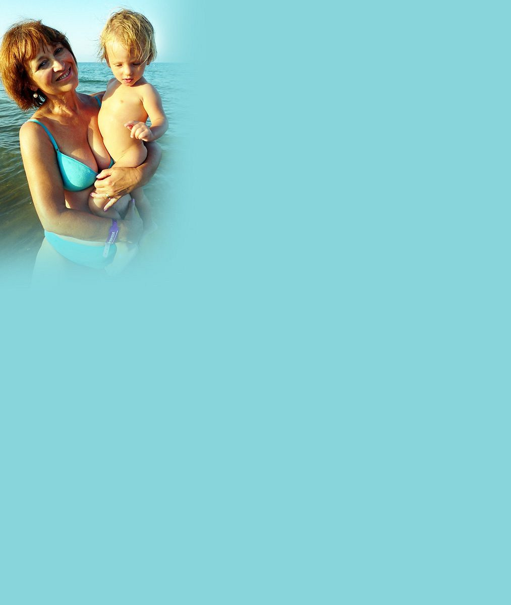 Neskutečně rajcovní babička v plavkách! Šedesátnice Černocká spálila rodný list a změnila přírodní zákony