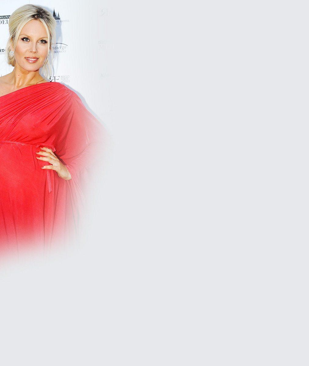 Šťastná novina: Simona Krainová je podruhé maminkou. Má syna Bruna