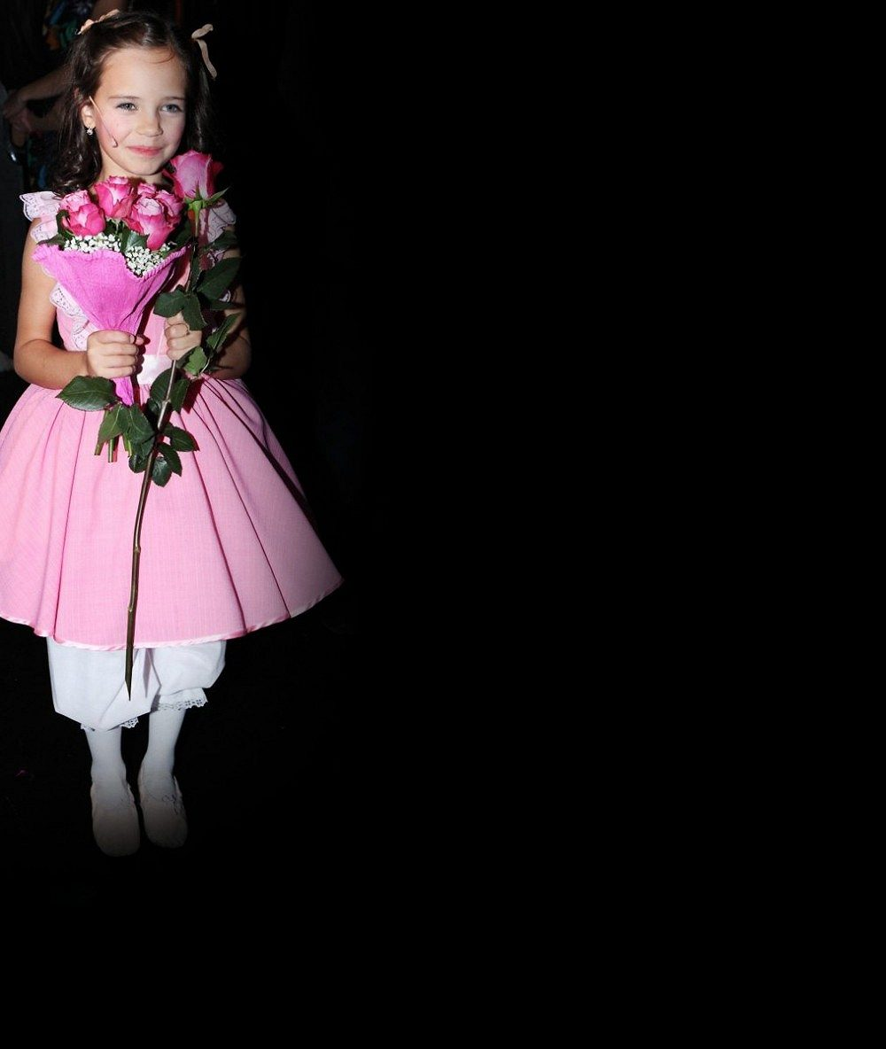 Gottova dcera se má v divadle jako v bavlnce: Koukněte, jak to vypadá v její šatně