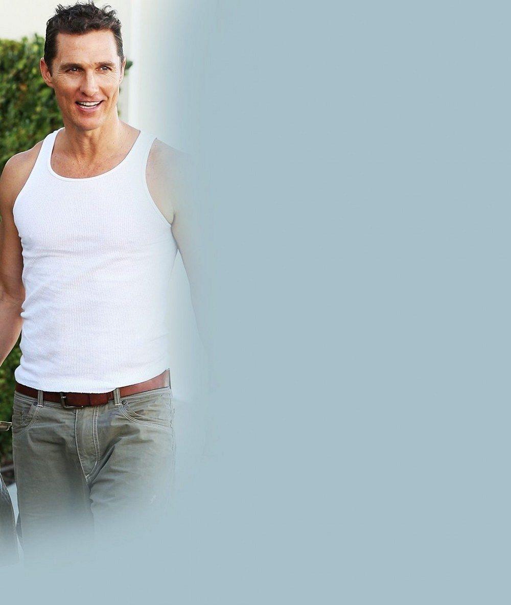 Bicepsy opět ve hře: Matthew McConaughey nabírá svalovou hmotu a už je zase fešák