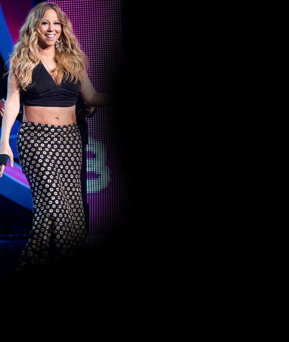 Realita versus retuš na přebalu singlu: Podívejte, jak se Mariah Carey nechala vylepšit