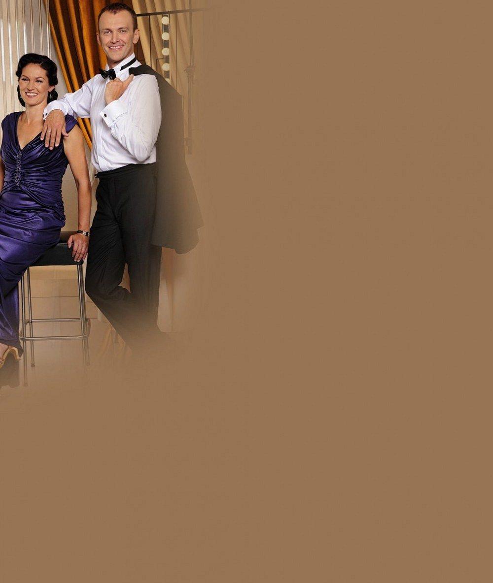 Skokanka Kašpárková ve StarDance procitla: Třásňové kalhoty vyměnila za nádherné šaty atančila jako něžná princezna