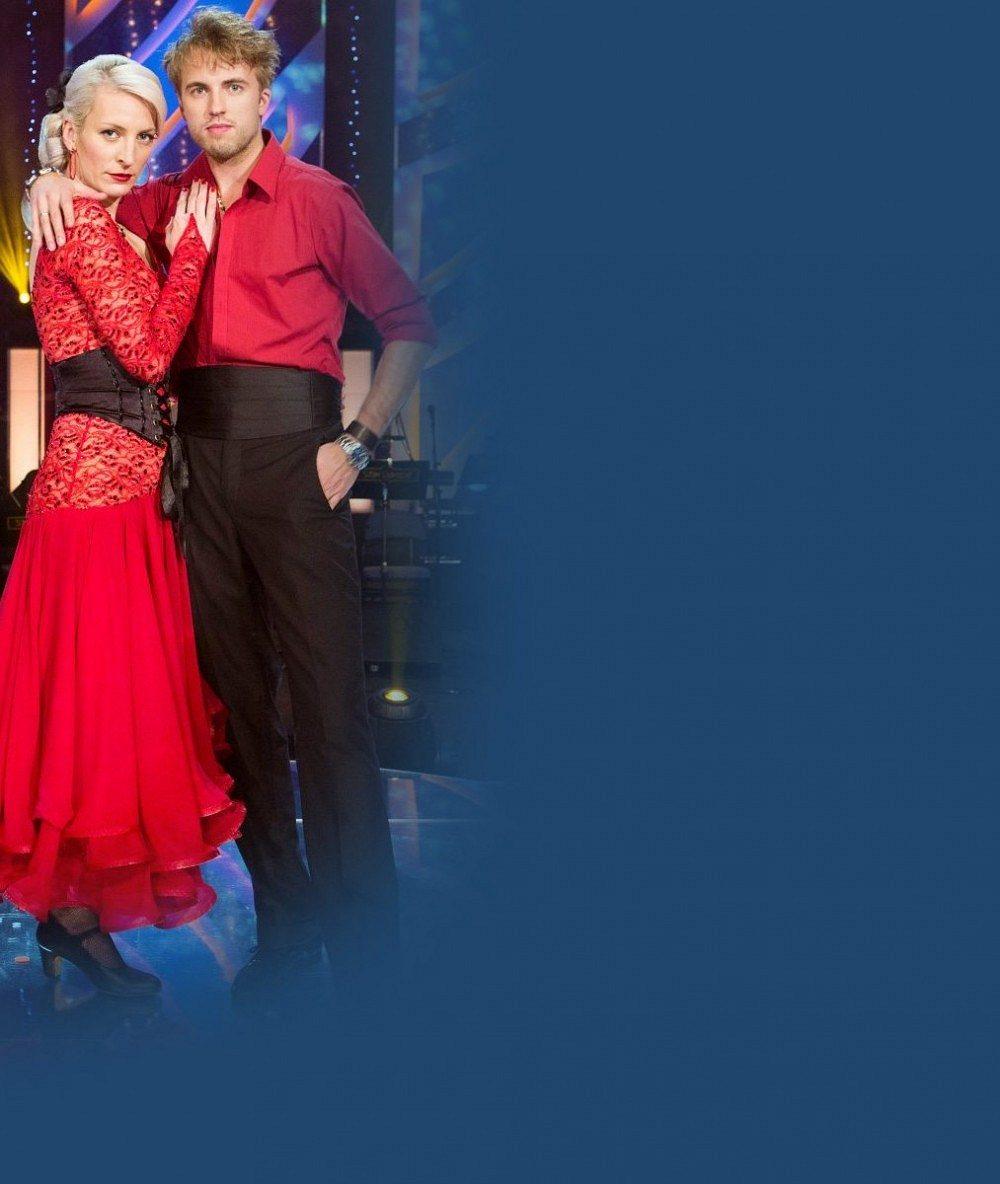 Bravo! Milenci Polívková a Kurtiš se rozvášnili a předvedli jeden z nejlepších světových tanců