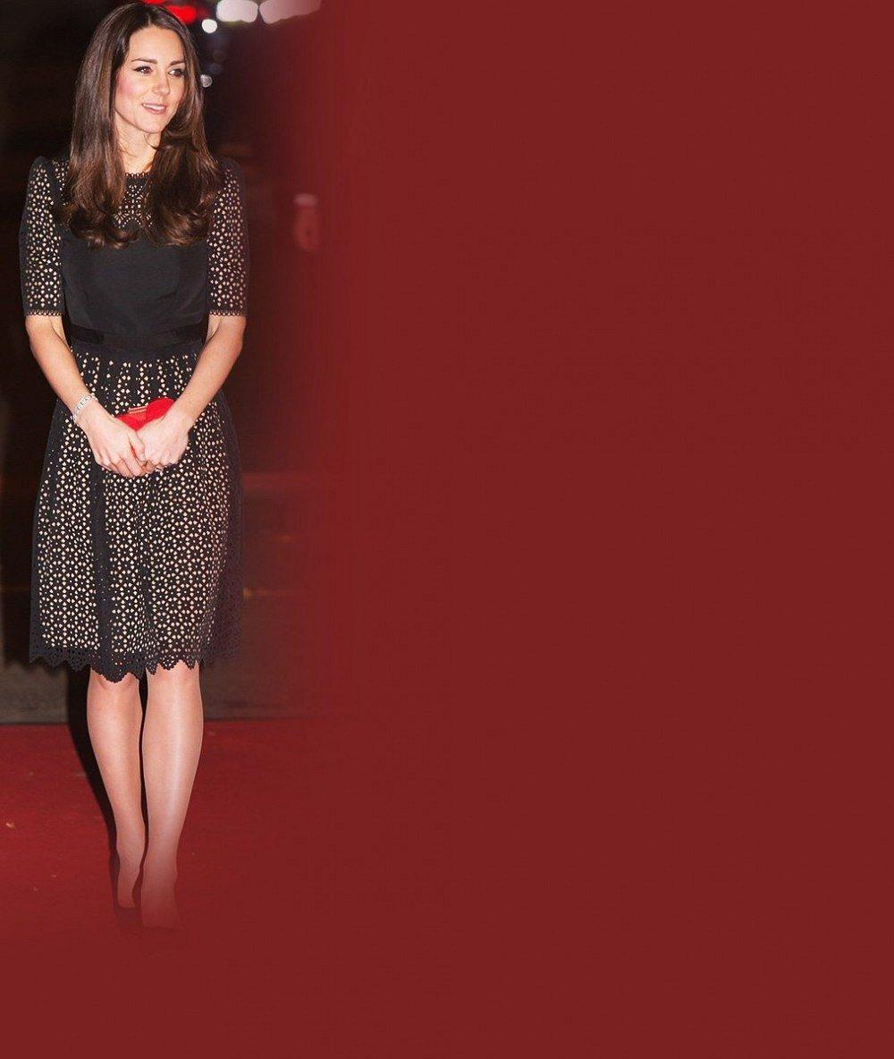 Princezna Kate není žádná fajnovka: Parádu udělala i s náhrdelníkem za pár kaček