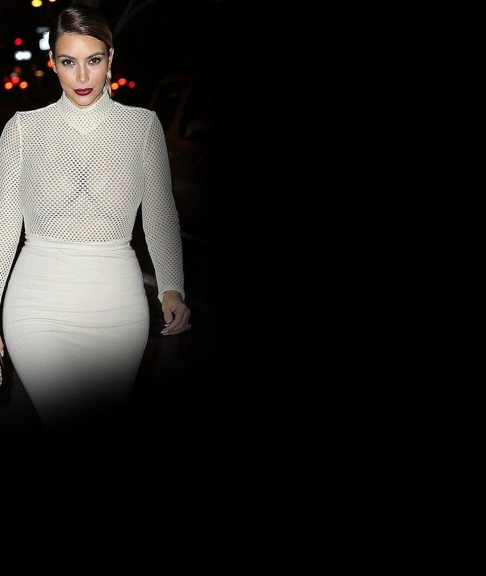 Dámy, mrkejte, čím obdaroval Kanye West marnivou Kim Kardashian, která má už všechno