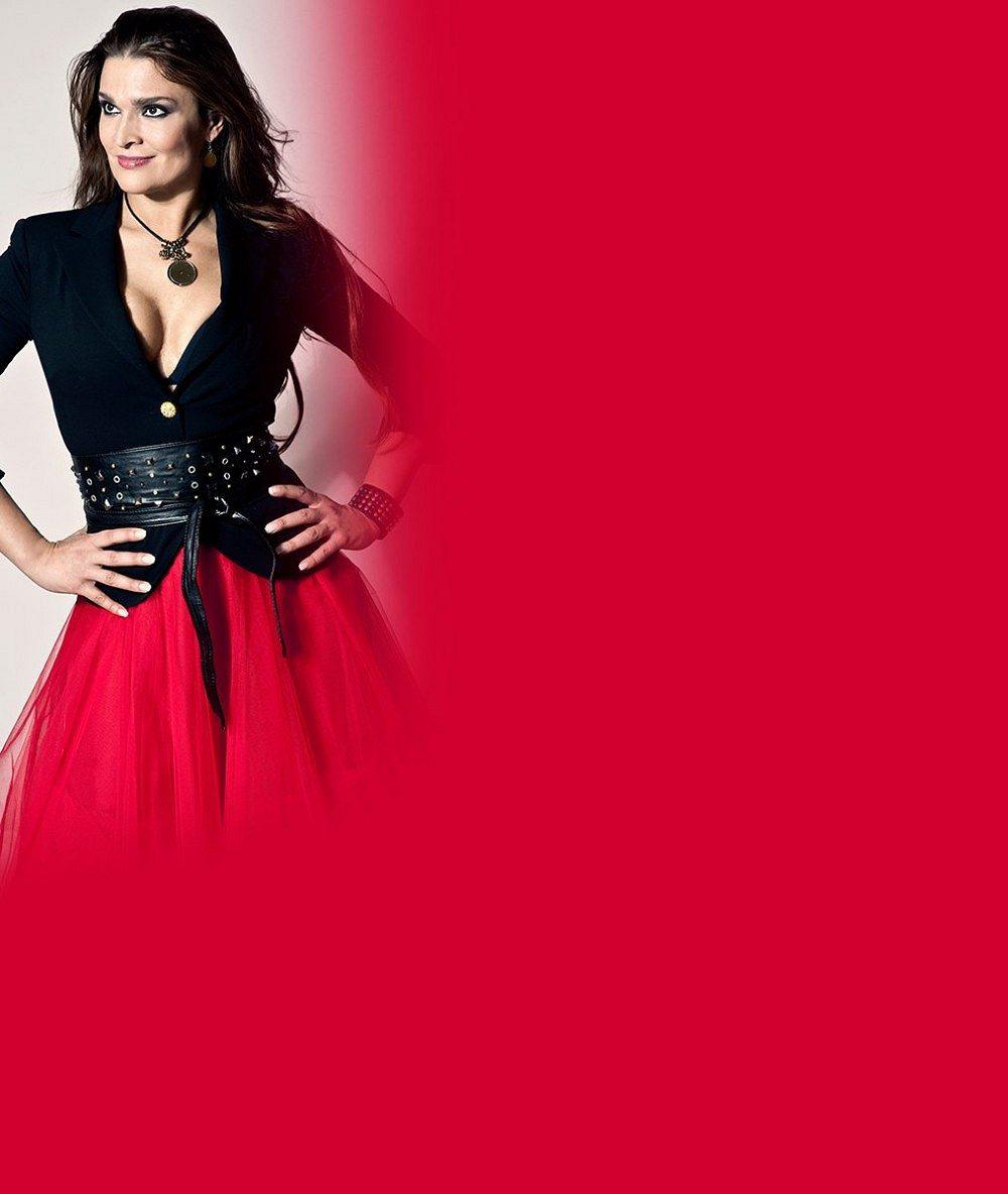 Na prahu padesátky je pořád kost: Mahulena Bočanová přes léto zhubla, vleže oblékne džíny velikosti 27