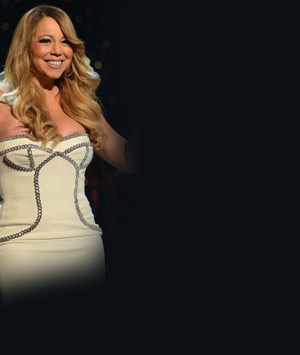 Ale copak, dovolená nesvědčí? Mariah Carey vypadá po pobytu v Karibiku hůř než kdy jindy