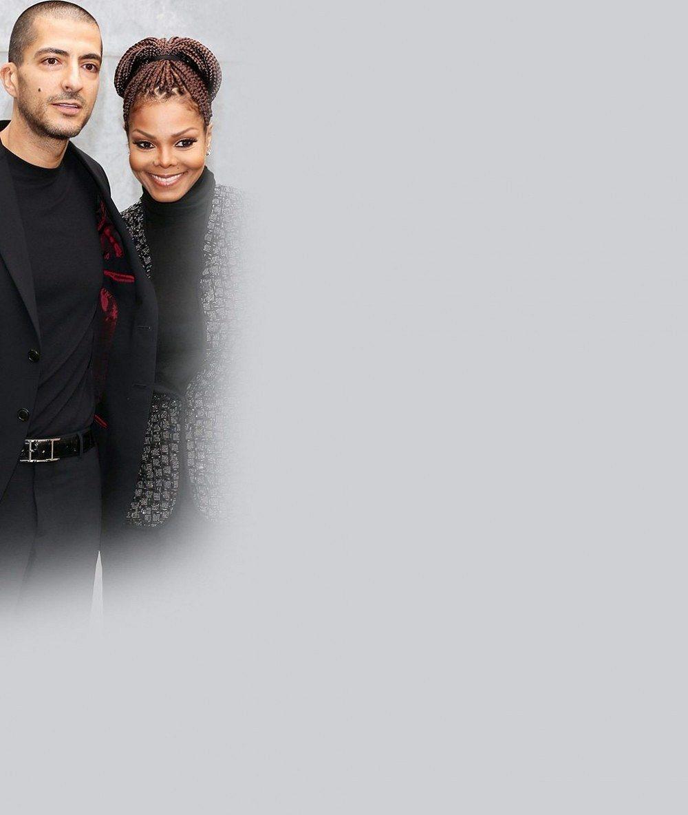 Janet Jackson těsně před padesátkou čeká své první dítě