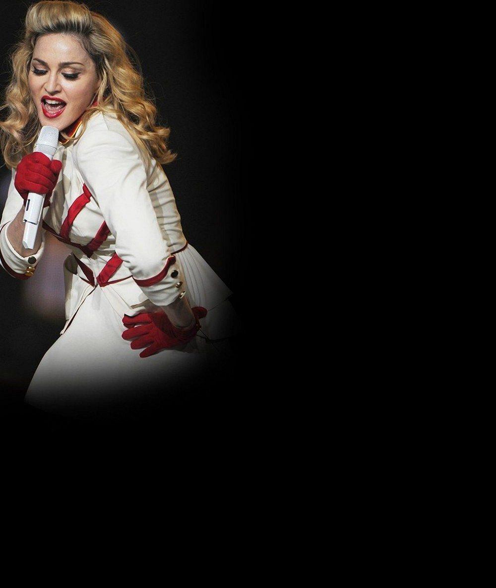 Nezděste se: Madonna poslala na internet svoji fotku bez make-upu
