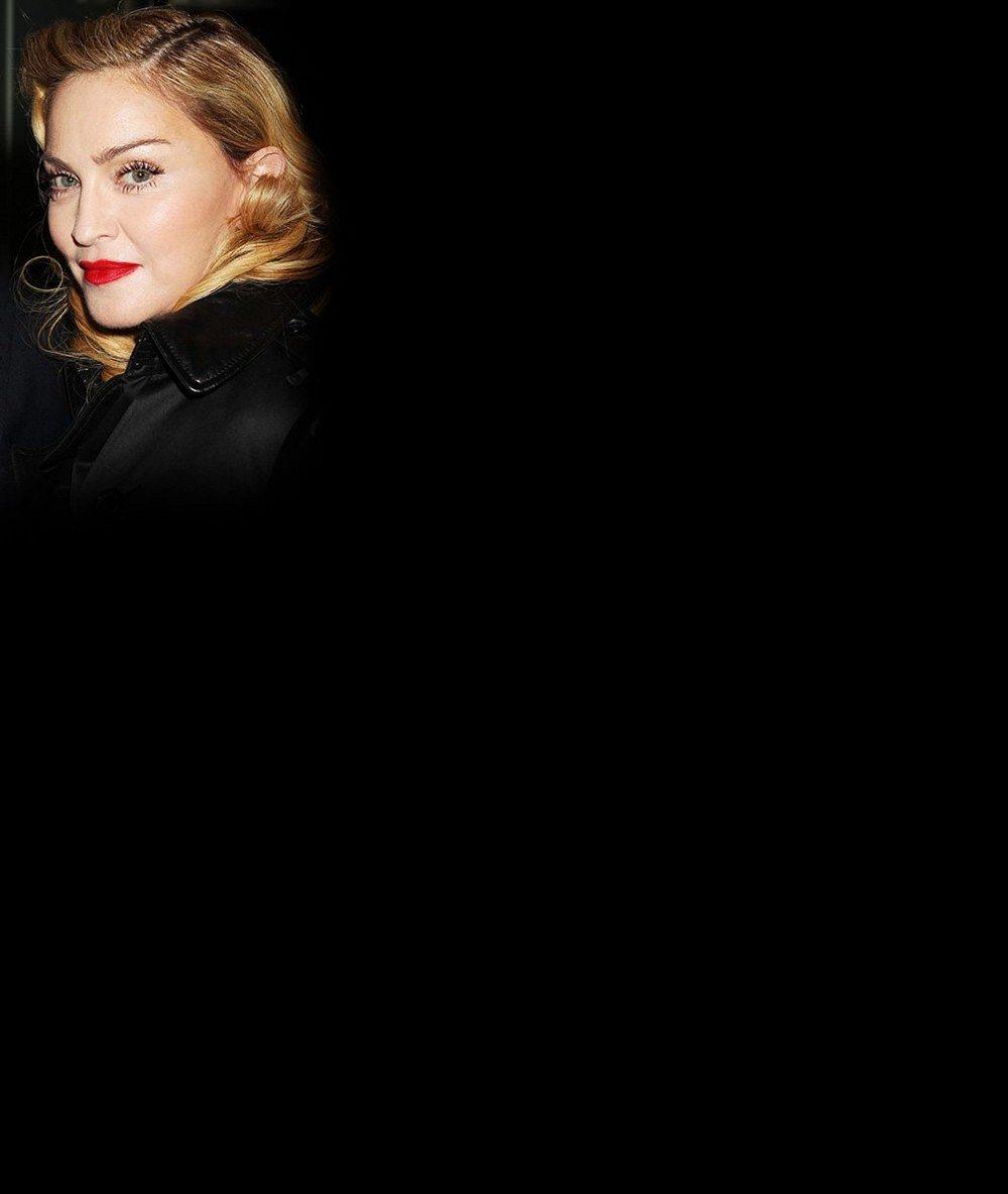 Nebýt jejího stylového syna, byla by popová královna Madonna jen pro smích