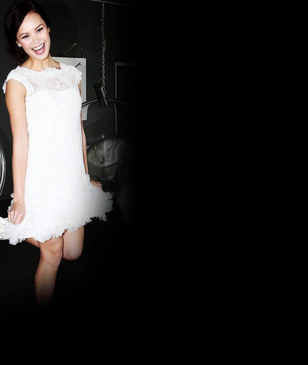 Konečně se dočkala: Modelka a hvězda Primy Monika Leová se vdala!
