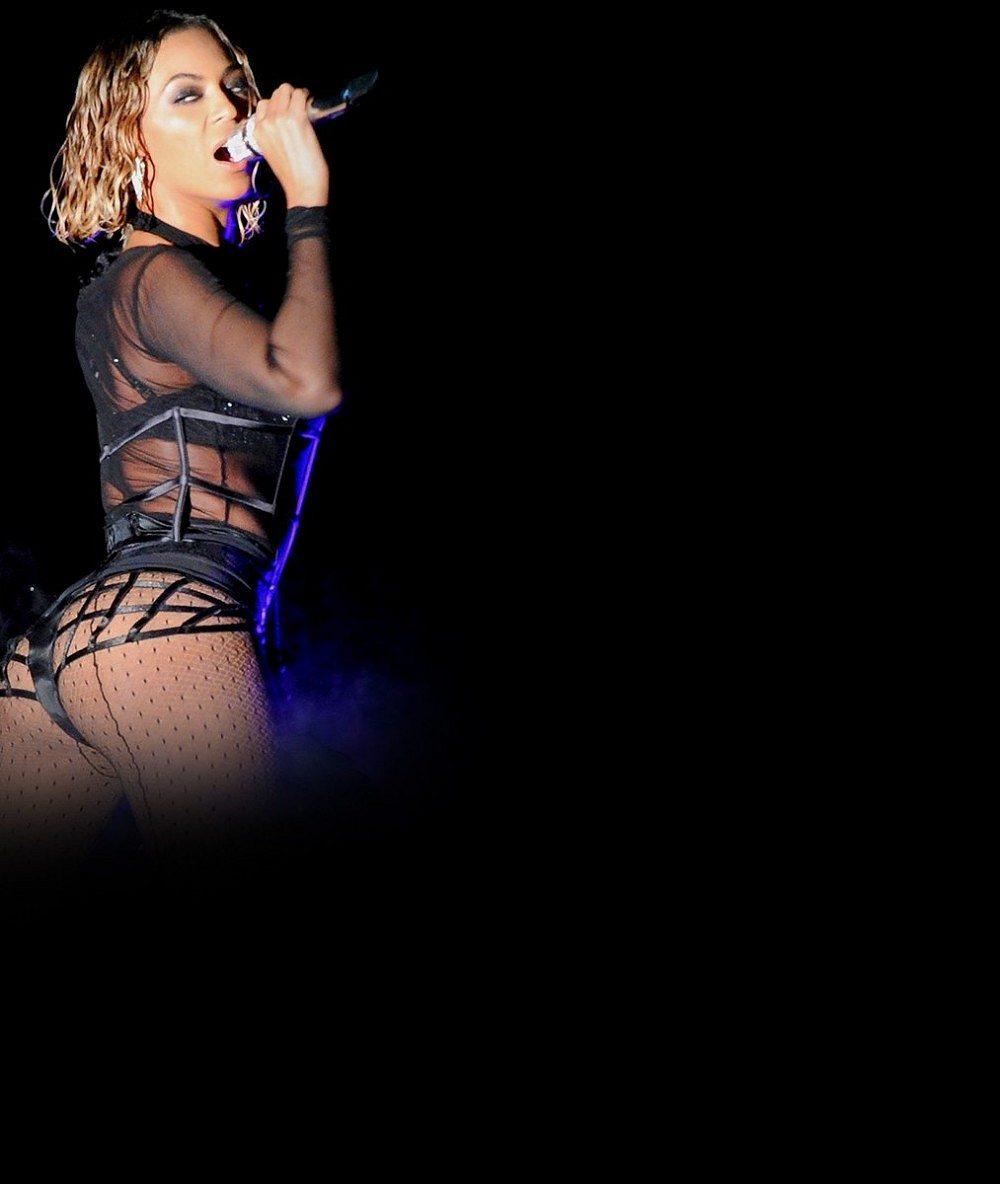Ta podoba! Blue Ivy je kopií své maminky Beyoncé na fotce zdětství