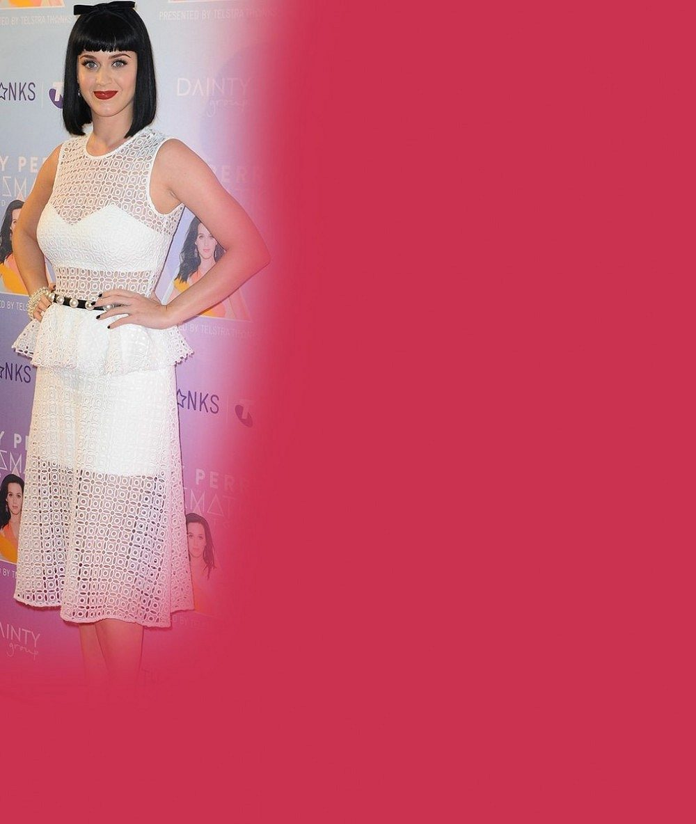 Neuvěřitelná Katy Perry: Dovede být šmudlou i princeznou v jeden den!
