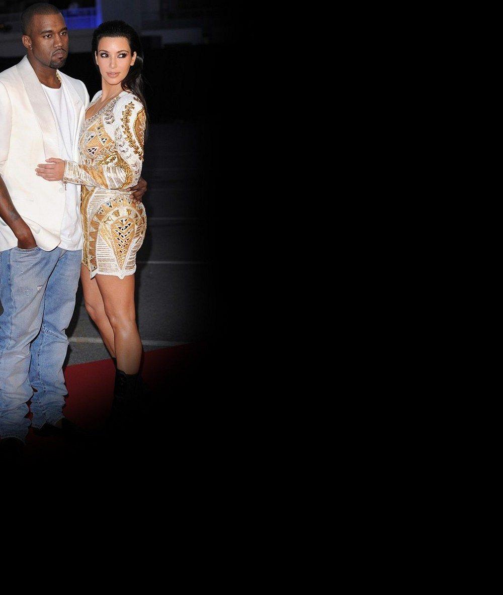 A je to tady! Známe datum i místo konání svatby Kim Kardashian a Kanyeho Westa