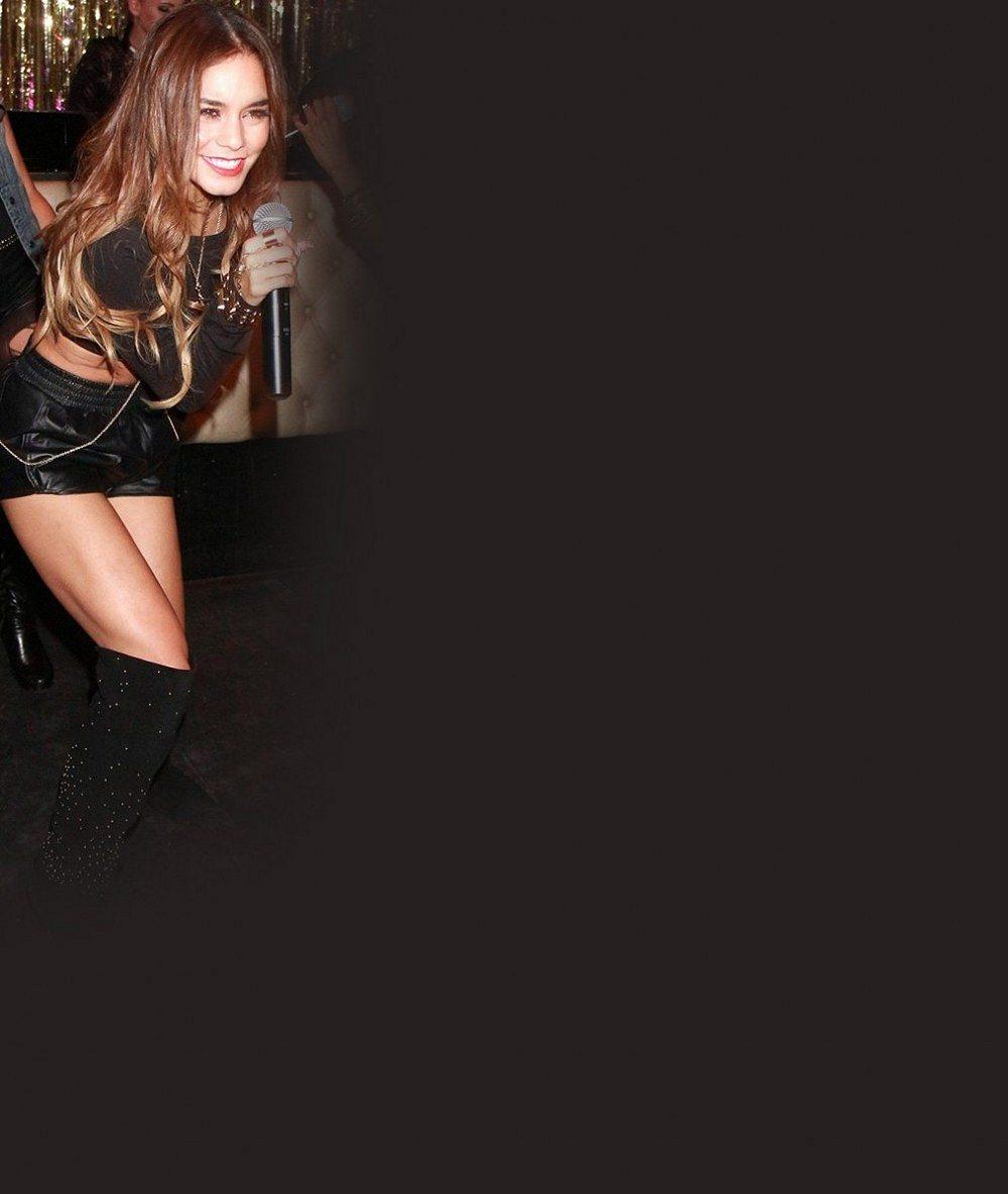 Vanessa Hudgens zazdila své krásné nohy v plandavých šortkách. Vzala je milenci?