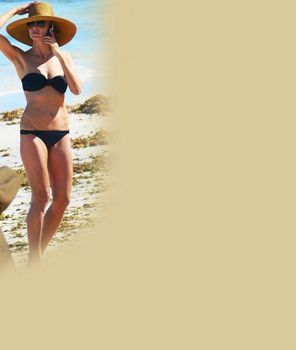 Muchlovačka v Mexiku: Takhle rozpálilo nahé tělo Heidi Klum jejího mladého milence