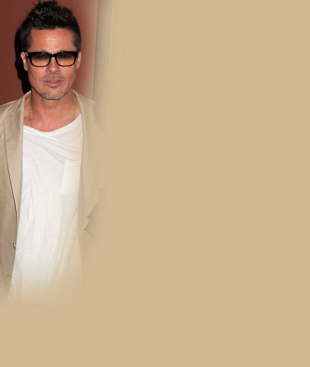 Tohle s ním udělala změna účesu: Brad Pitt omládl a je zase neodolatelně sexy