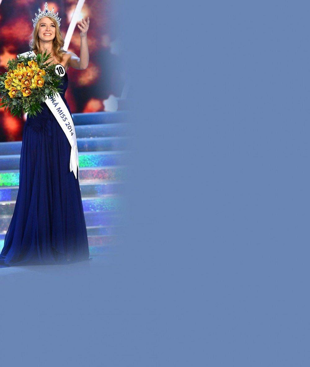 Česká Miss s výstřihem až k pupíku: Gabriela Franková vystavila své přírodní čtyřky s velkou odvahou