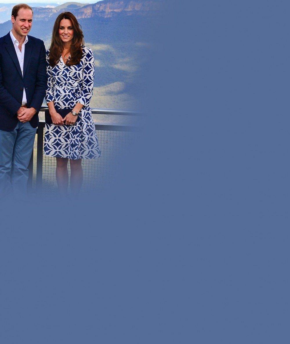 Dojemné srovnání: Kate s Williamem navštívili stejné posvátné místo jako Charles s Dianou před 31 lety