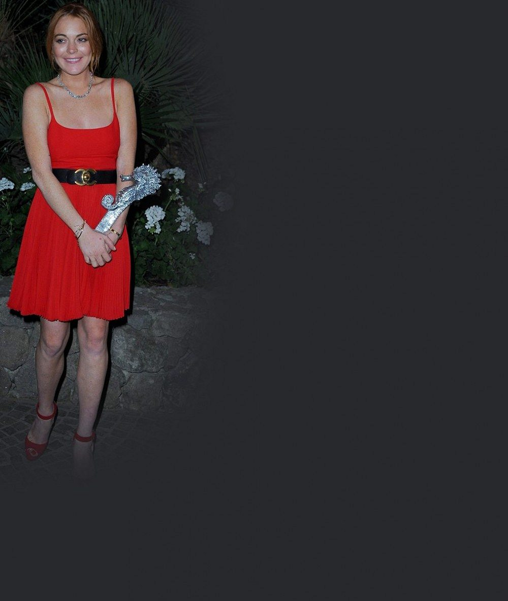 Lindsay, kde jsi nechala zadek? Čím to, že Lohan přichází o své pověstné křivky?