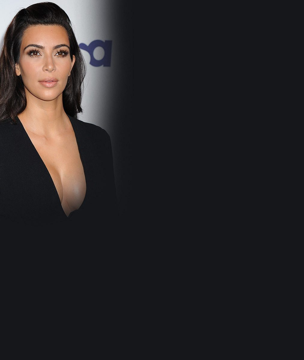 Namyšlená Kim Kardashian vydá knihu selfies. Ponese název Egoistka