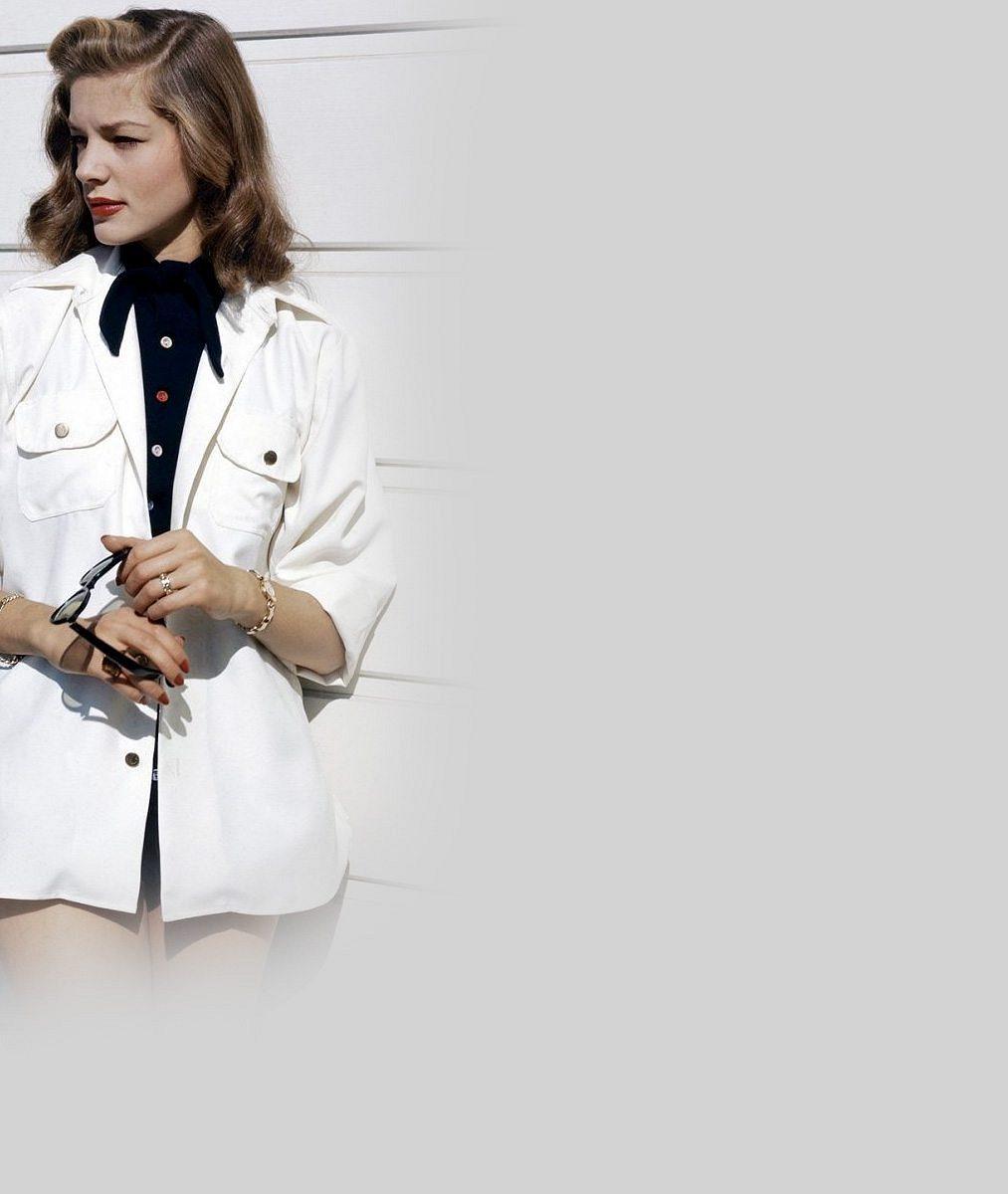 Tohle nebyla tuctová krása: Připomeňte si, jak začínala Lauren Bacall, která včera podlehla mrtvici