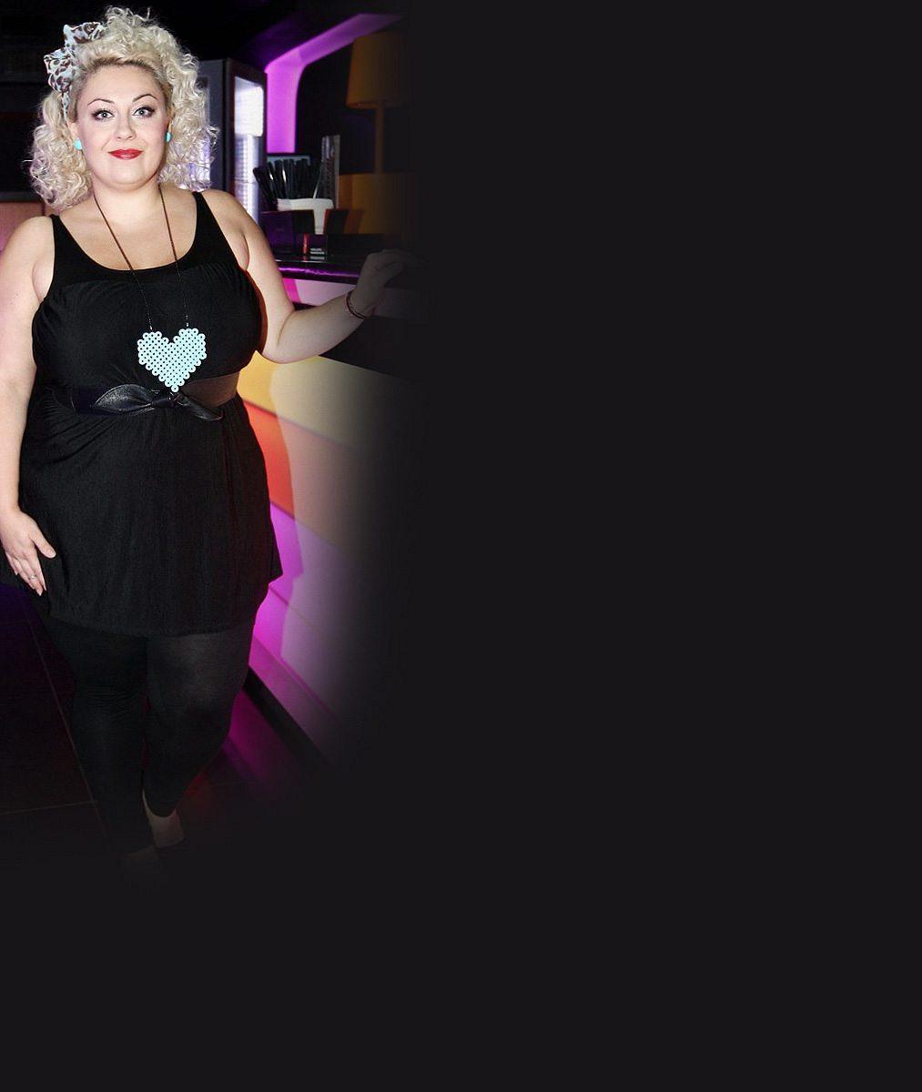 Zpěvačka spřírodními sedmičkami chce zhubnout 15kilo: Vnady si ale zmenšovat nenechá