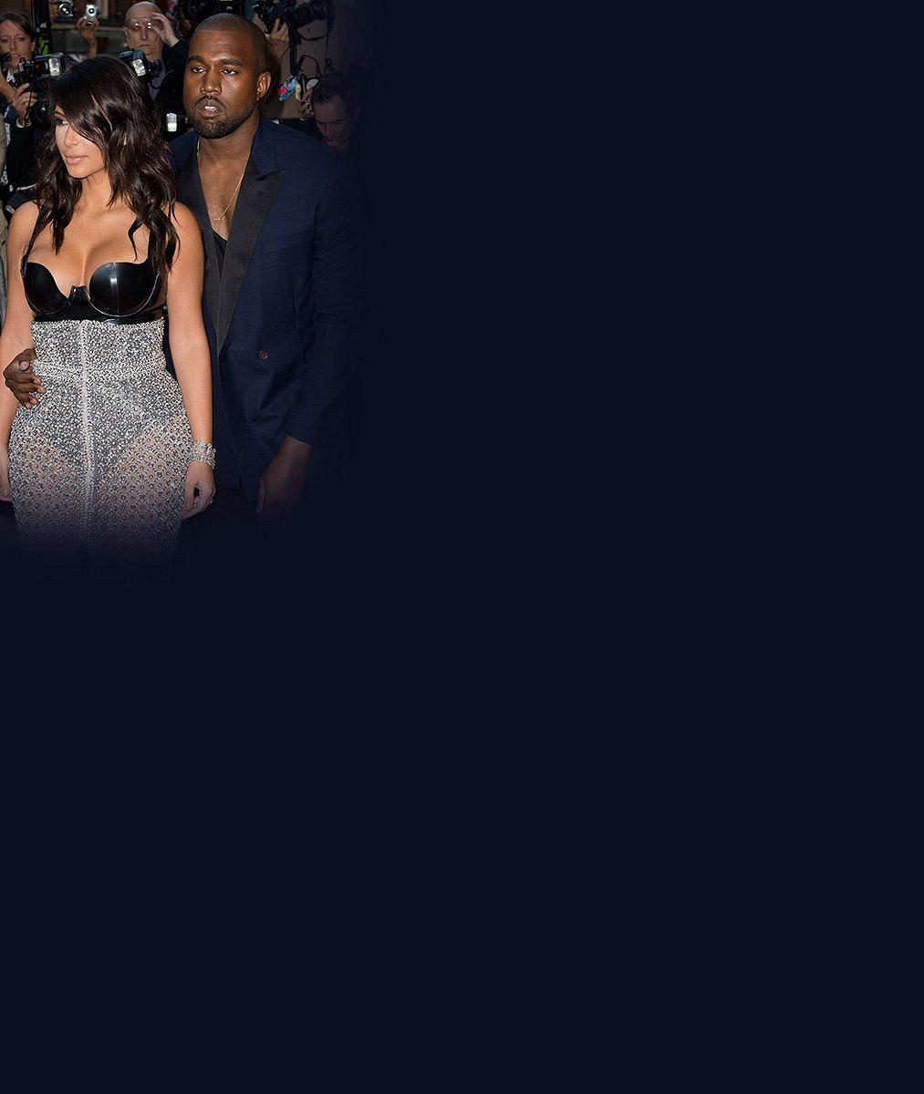 Rup: Úzká sukně nevydržela nápor macaté zadnice Kim Kardashian