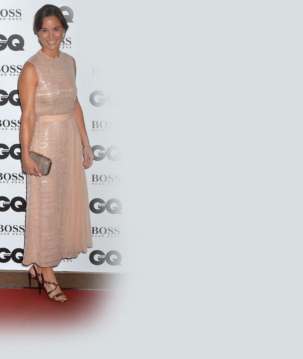 Pippa Middleton pózuje pro dobrou věc: Jak jí to jde jako modelce?