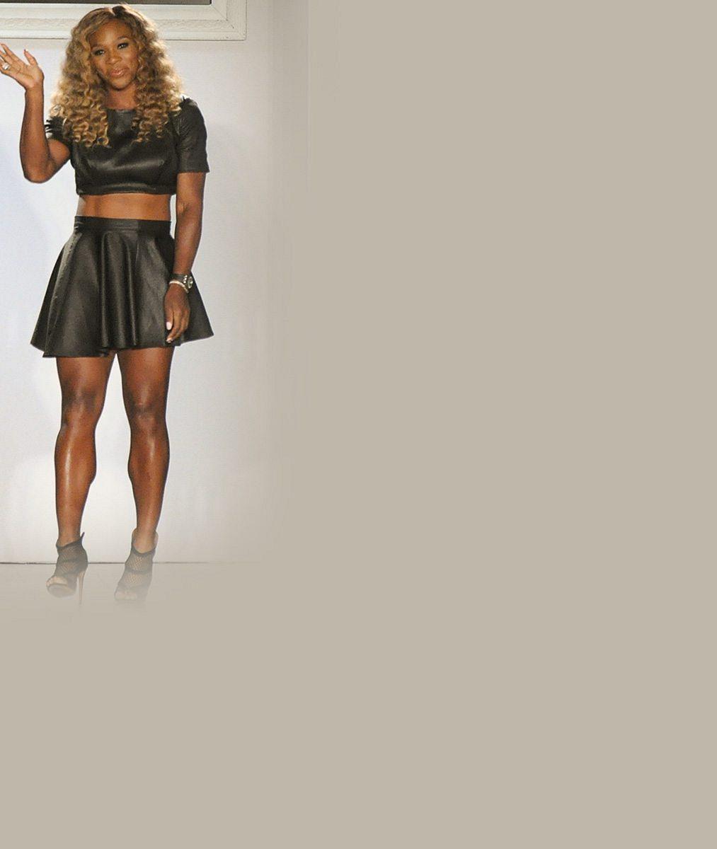 Svalnatá Serena Williams na přehlídkovém mole? Dopadlo to parádně!