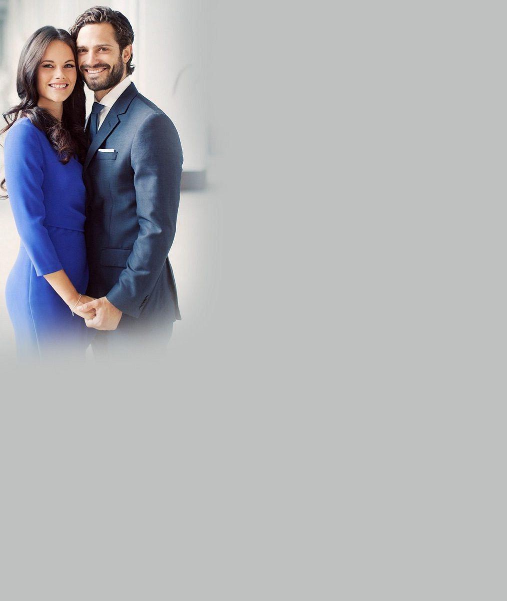 Končí éra vévodkyně Kate? Krásná snoubenka švédského prince vypadá vkrálovské modři fantasticky