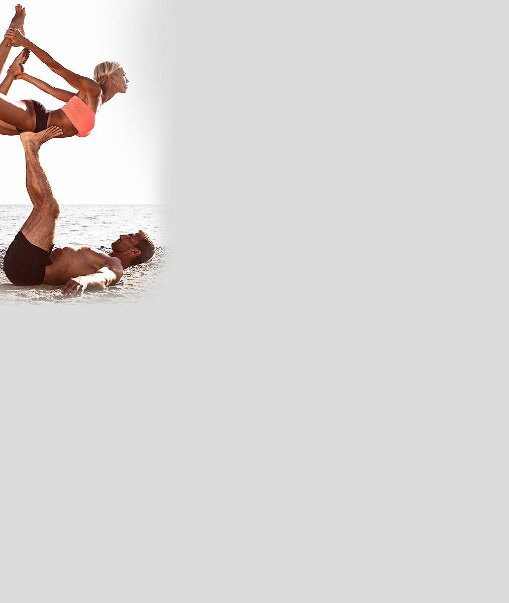 Tělo na tělo v krkolomných pozicích. Co má sexbomba Mašlíková s tímhle nebezpečně vyhlížejícím svalovcem?