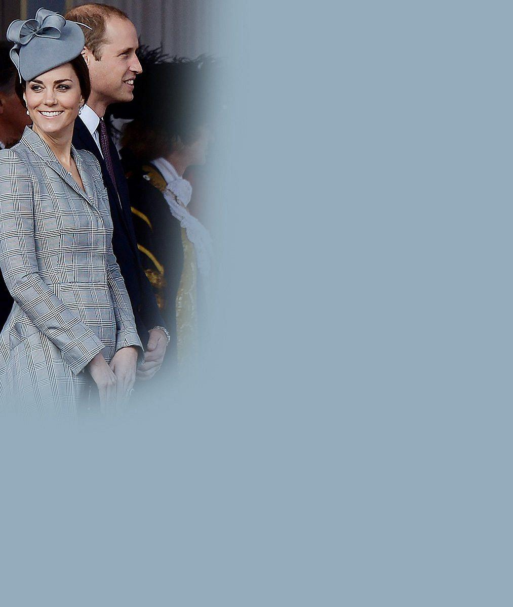 Vévodkyně Kate se poprvé od oznámení těhotenství představila na veřejnosti. S nezvyklým účesem