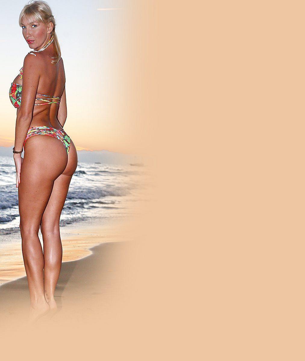 Plácli byste si? Česká modelka vyšpulila půlky, které by jí i Kardashianky záviděly