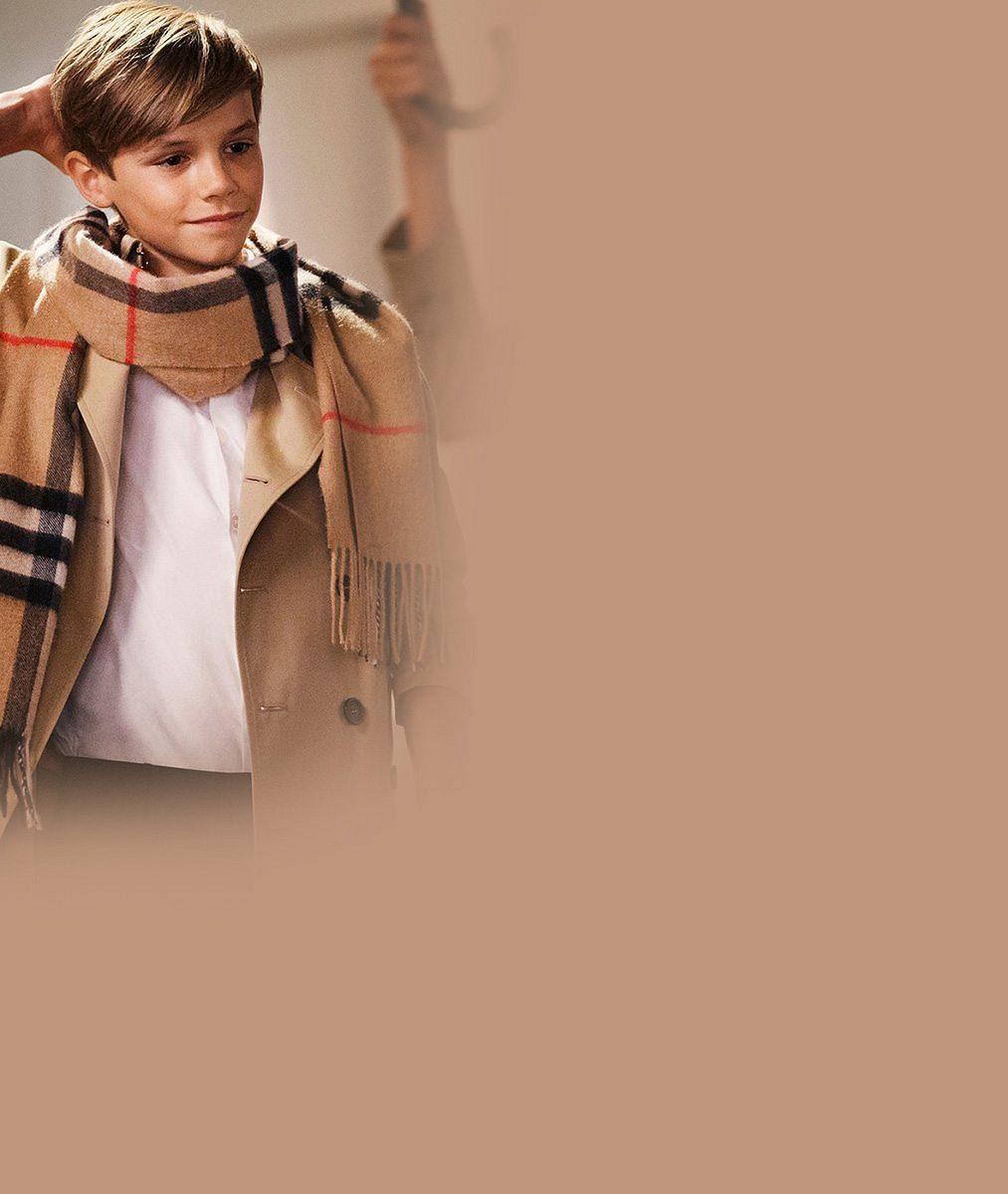 Nová hvězda Beckhamovy rodiny: Dvanáctiletý Romeo je v nové reklamě 'k sežrání'