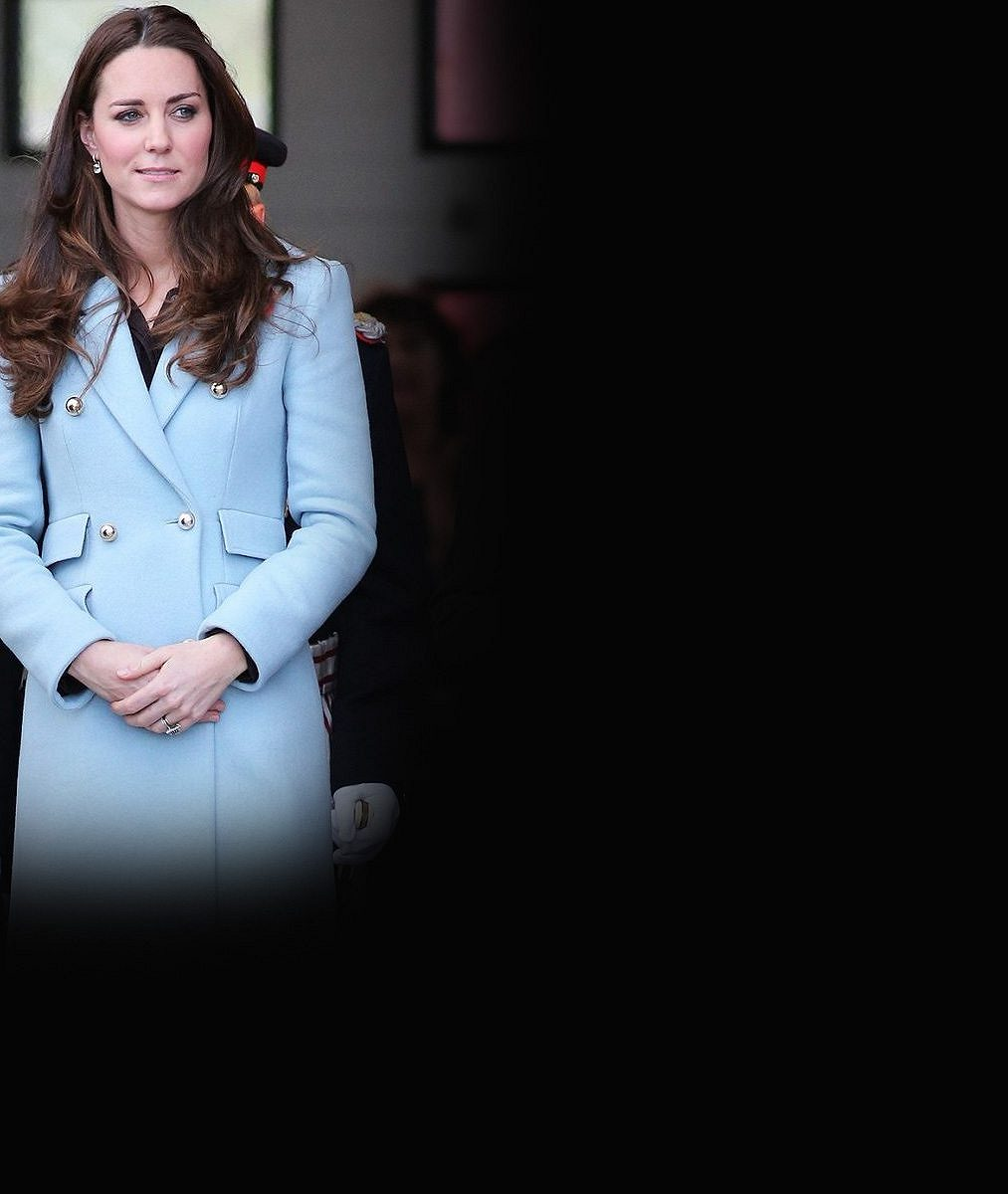 Vévodkyni Kate je konečně zase do smíchu: Takhle nastávající maminka rozdávala okouzlující úsměvy