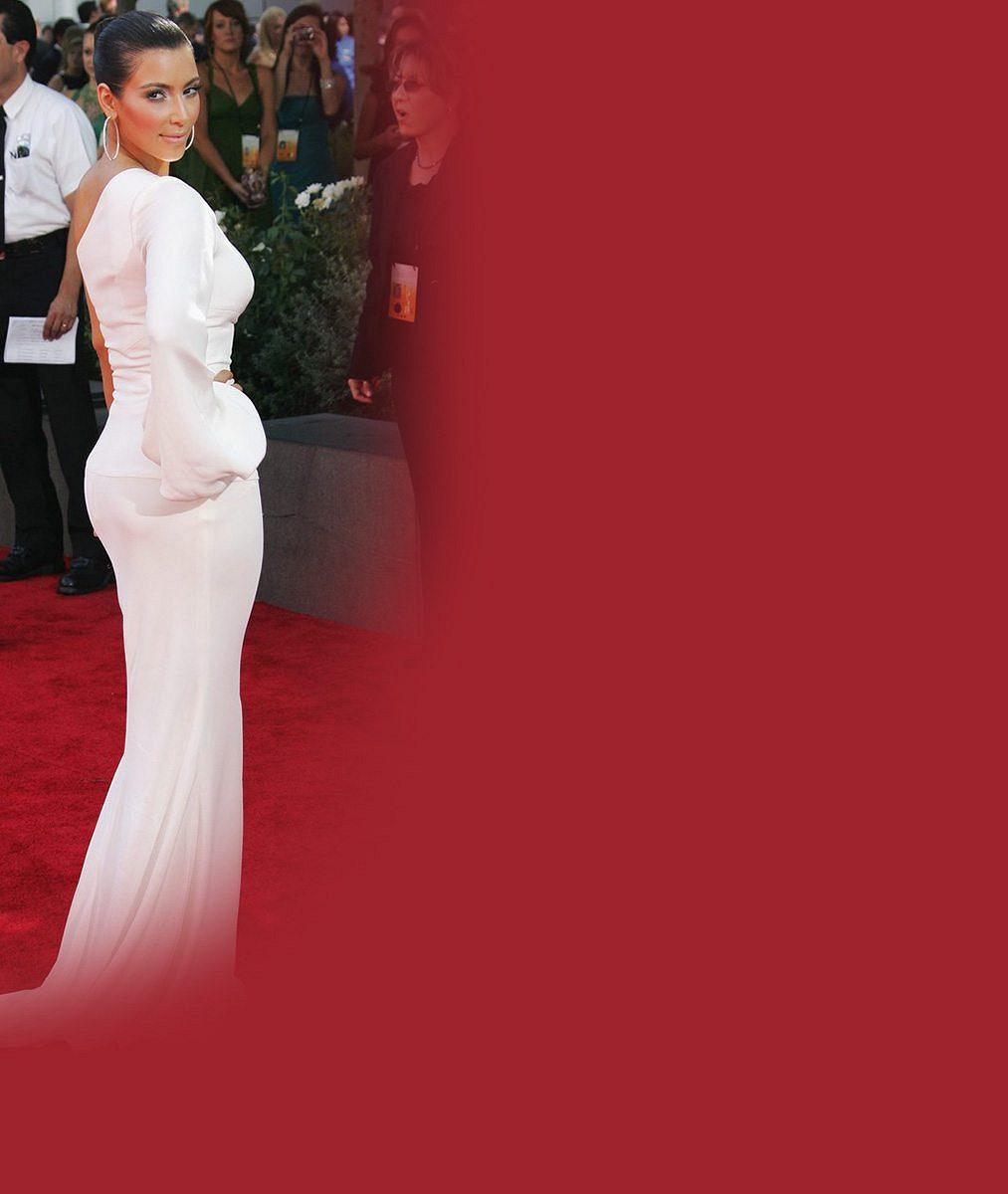 Kim Kardashian zavzpomínala na slavné začátky: Tady měla prý o9kilo méně než dnes