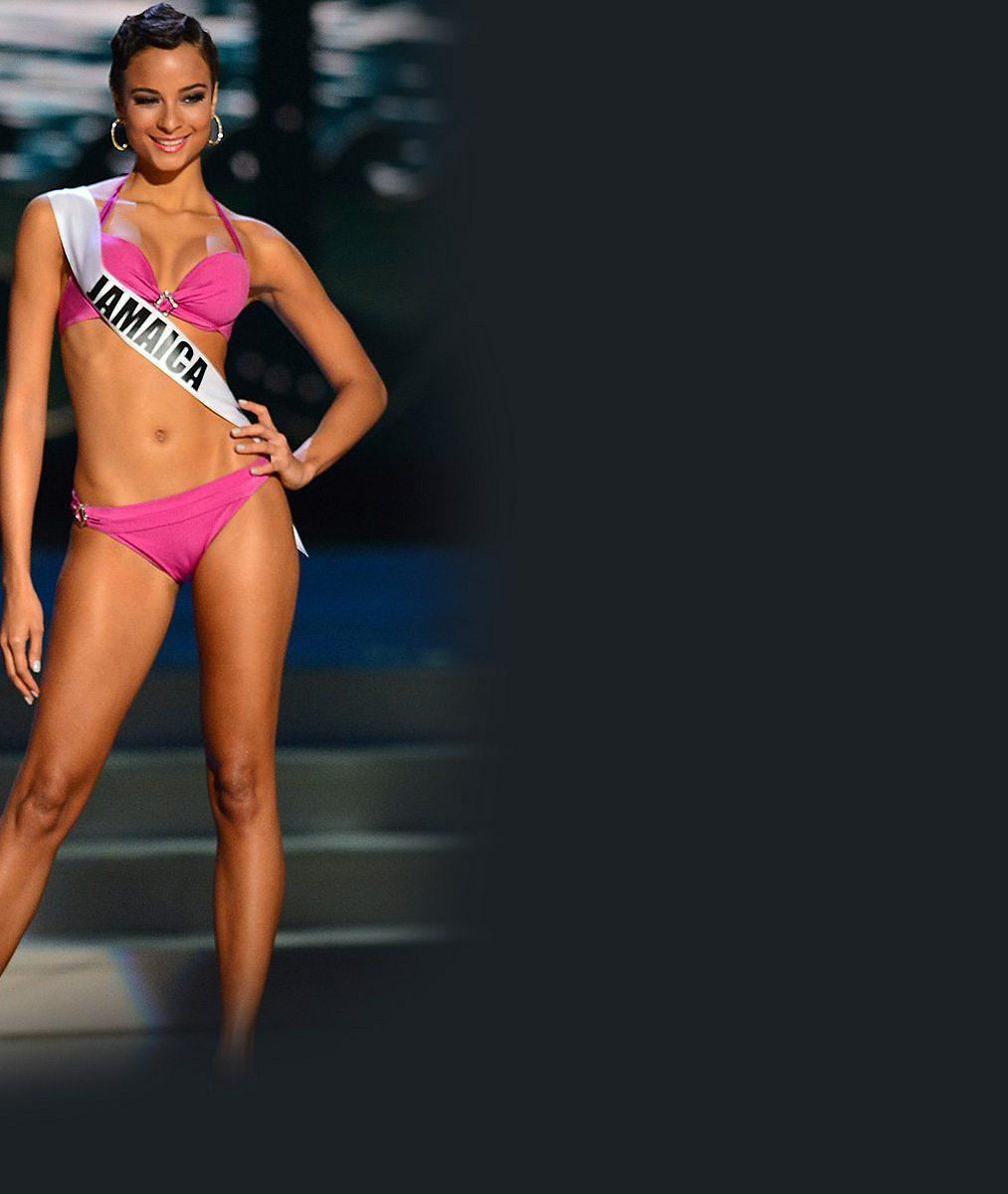 Miss vesmíru se stala Kolumbijka, ale u lidí to vyhrála na celé čáře tahle krátkovláska z Jamajky