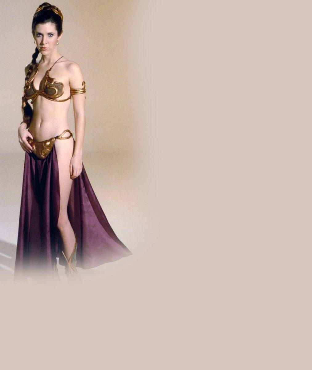 Jak dopadne herecký comeback roku? Téměř šedesátiletá herečka se vrací na filmové plátno jako sexy princezna Leia ze Star Wars