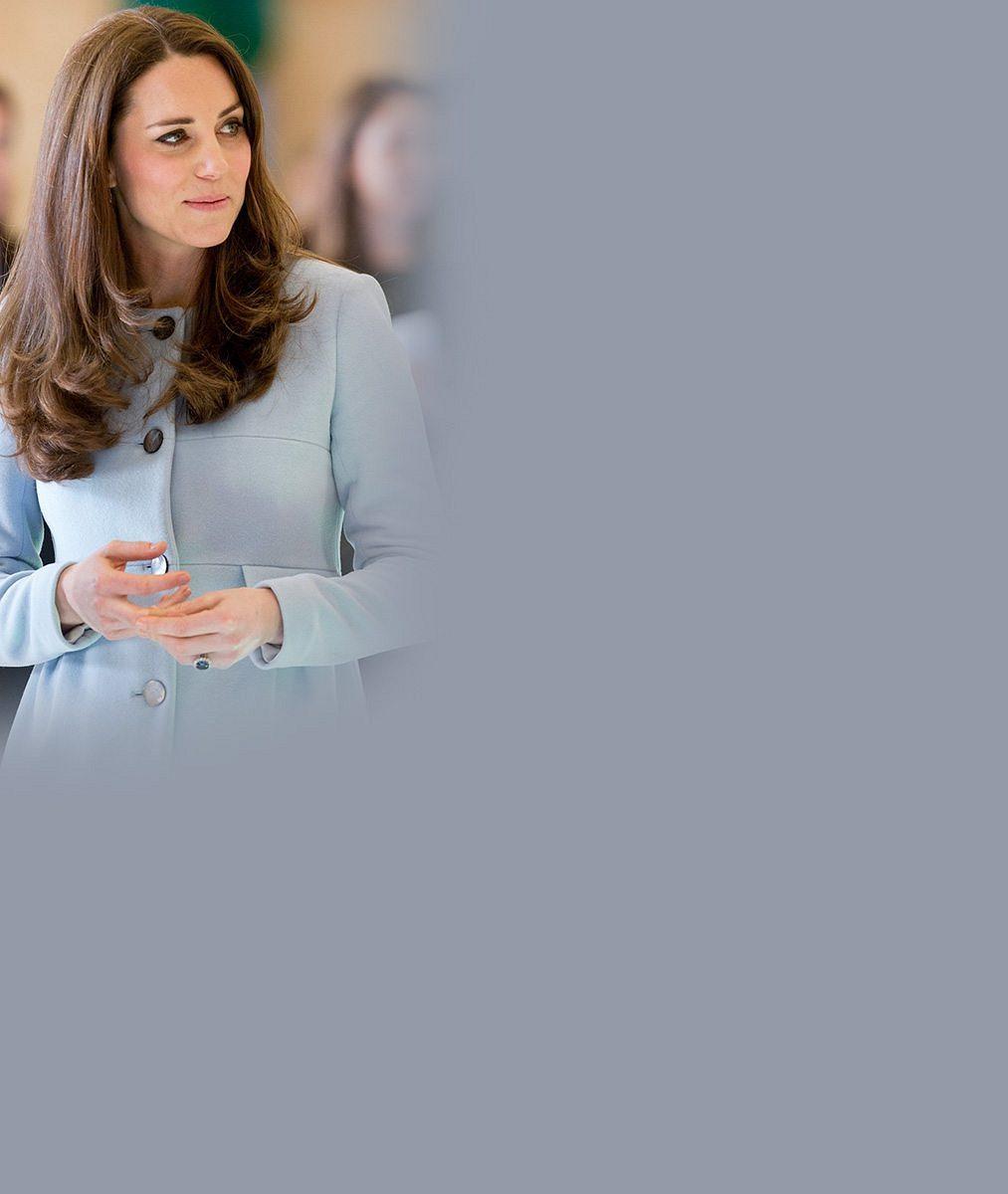 Britský magazín prý zná pohlaví královského potomka Kate a Williama. Tipujete stejně?