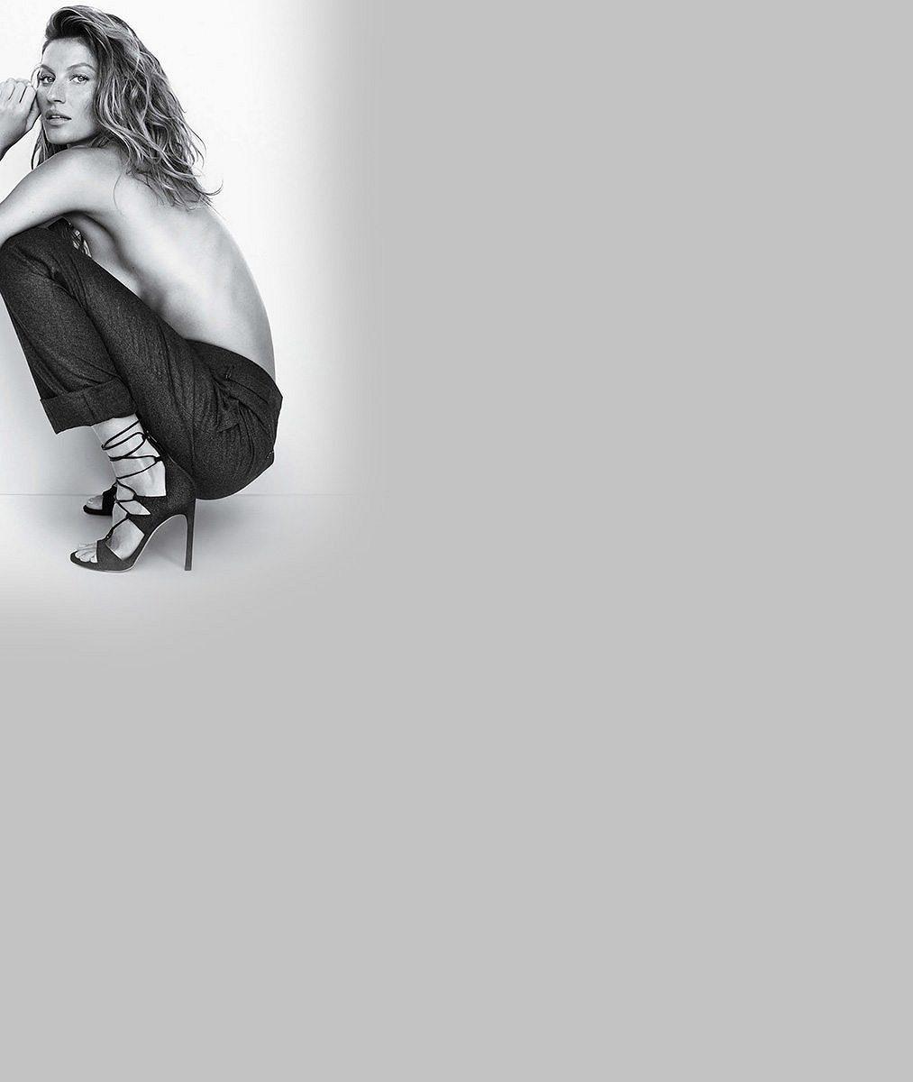 Prostě úchvatná: Gisele se svlékla a znovu potvrdila, proč je nejbohatší modelkou světa