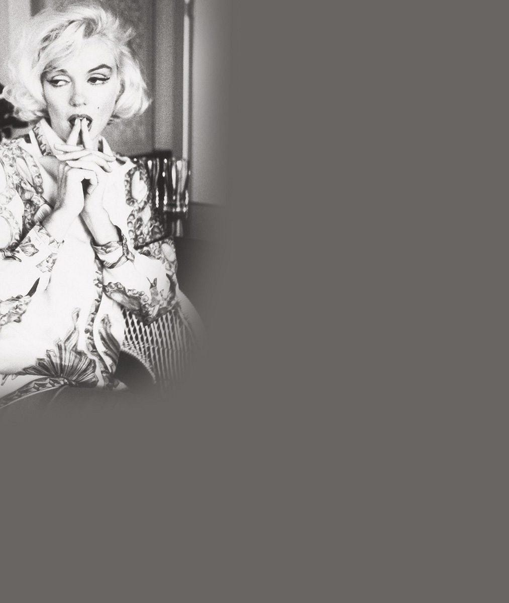 Polibek na rozloučenou? Poslední fotky Marilyn Monroe (†36) vznikly jen pár týdnů před její smrtí