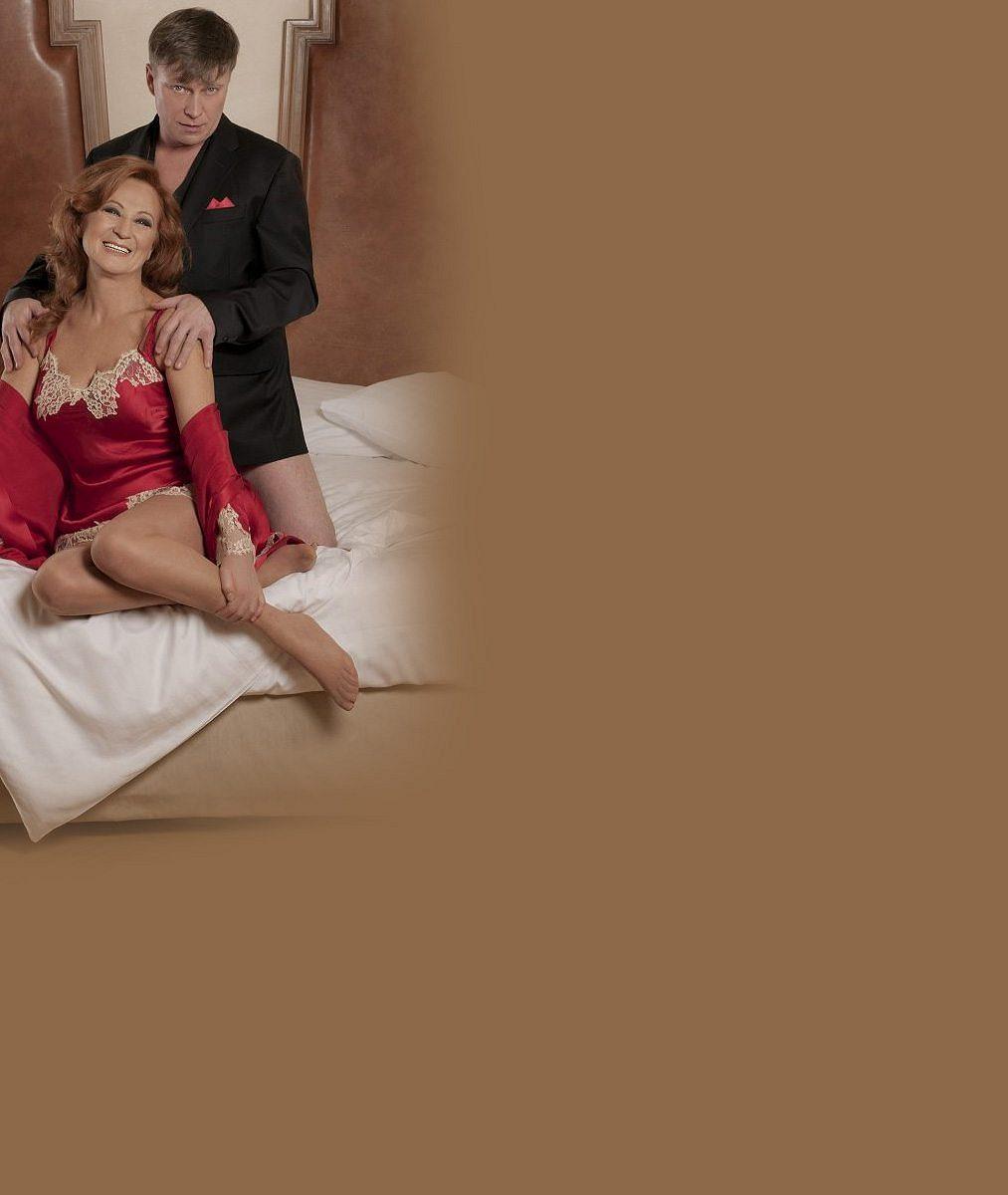 Dračice Simona Stašová těsně před šedesátkou v sexy prádélku? Tady ji máte!