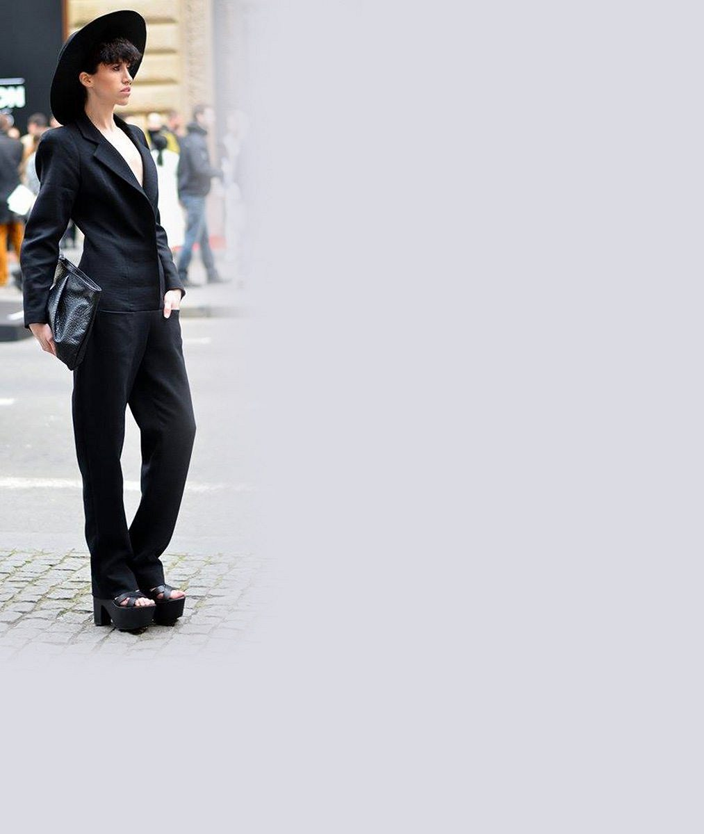 Lady Gaga českého módního světa opět bláznila: Na přehlídku vyrazila ve spacáku