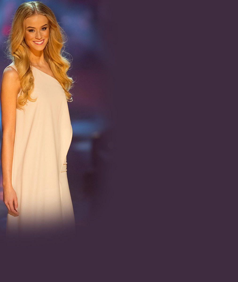 Korunku pro nejkrásnější Slovenku si odnesla blondýnka Lujza. Co na ni říkáte?