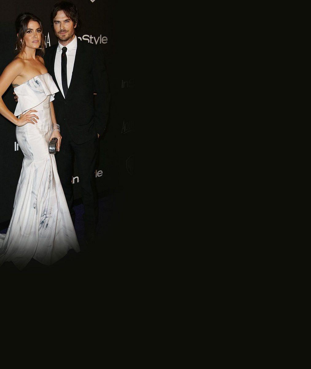 Herečka z Twilight se provdala: Manžela z Upířích deníků zná jen pár měsíců