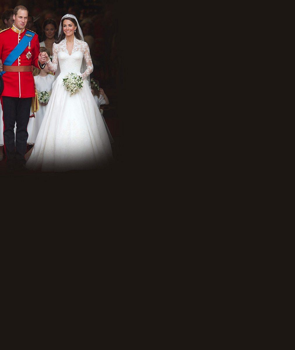 William a Kate tráví výročí svatby v porodnici: Připadne na 29. duben dvojí důvod k oslavám?