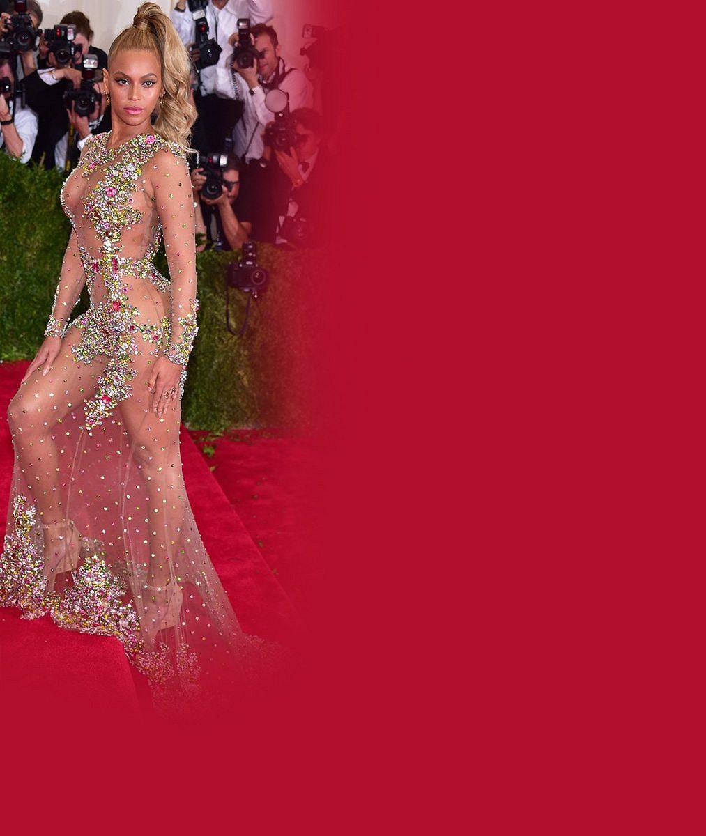 Víc nahaté už být nemohly: Kim, Beyoncé a JLo v róbách, které vám vyrazí dech!