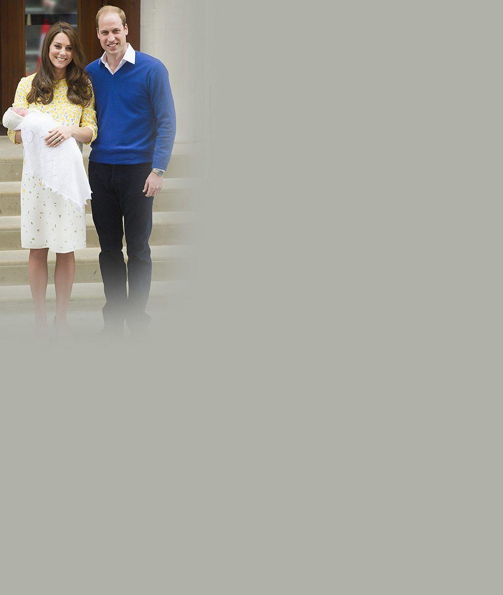 Rodný list princezny Charlotte? Se všemi tituly se málem nevešla do kolonky