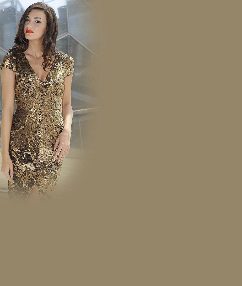 A sakra! Miss Švantnerová vynesla ve Varech kopii šatů světového návrháře